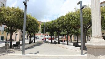 Arredo Urbano Piazza Lago