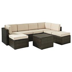 Tropical Outdoor Lounge Sets by Pot Racks Plus