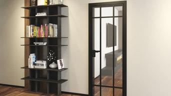 Алюминиевые двери Profildoors ALUMINUM