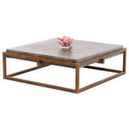 Transitional Coffee Tables by Vig Furniture Inc.