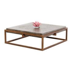 MOD   Tillie Concrete Coffee Table   Coffee Tables