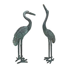 Shop Graceful Garden Crane Pair Products on Houzz