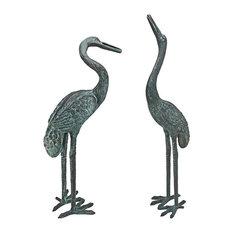 Shop Graceful Garden Crane Pair Products on Houzz