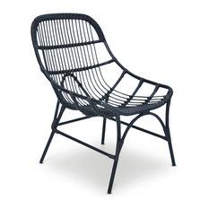 - Relaxed Coastal Chair - Outdoor Lounge Chairs