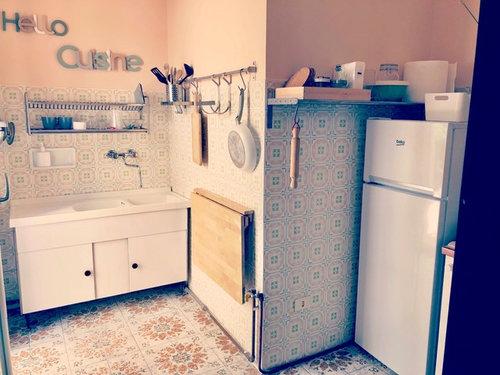Cucina anni 70\'