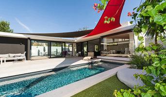 MARSEILLE - Ambiance méditerranéenne pour maison contemporaine
