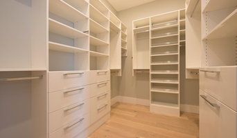 Hundal Homes Master Closet