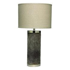 Column Table Lamp, Natural