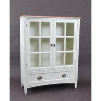 Jamestown Glass Door Bookcase