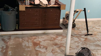 Epox garage floors
