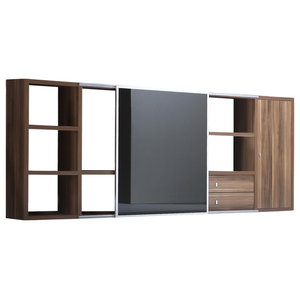 Torero Walnut Sideboard