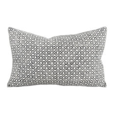 Diamond Buti Chalk Cushion