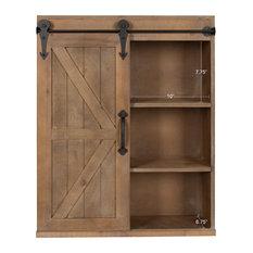 12 Wide Bathroom Storage Cabinet Houzz