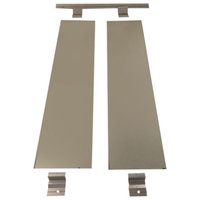 Broadway OPTIONAL Surface Mount Kit, mirrored sides and surface mount hardare, 2