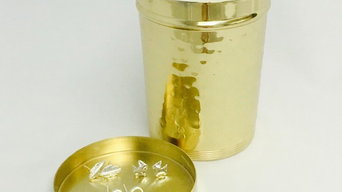 Brass Candle