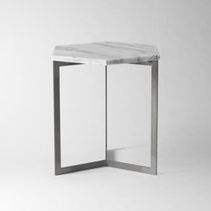 - Hex Side Table - Side Tables and Accent Tables