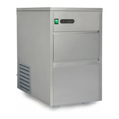 SPT 110 Lbs Automatic Stainless Steel Ice Maker IM-1109C
