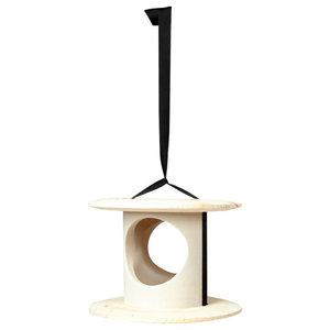 Utoopic Bird and Breakfast Bird Feeder by Andreu Carulla
