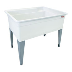 """E. L. Mustee & Sons, Inc. - Mustee Laundry Tub, 17.5"""" - Utility Sinks"""