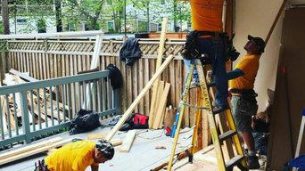 Andersen Sliding Deck Doors in Southeast
