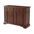 Lord Barrington Chest - Traditional - Accent Chests And ...