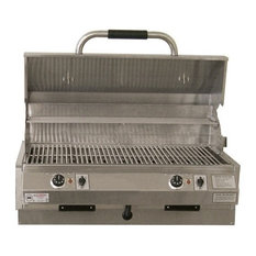 "4400 Series 32"" Built-In Dual Temp Control Grill by Electri-Chef"