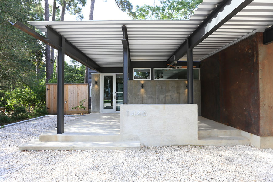 Garden Oaks House