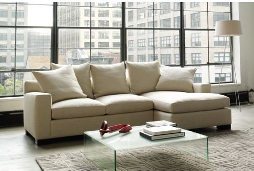 reach muse sectional chaise design within reach sectional sofas