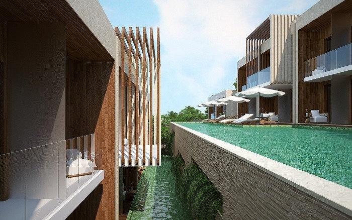 Mai House Hotel-External treatment