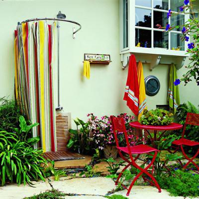 waterproof curtain patio design ideas, remodels & photos | houzz