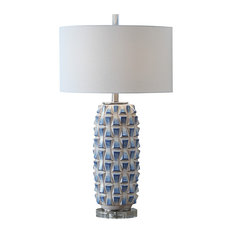 Hayes Ceramic Table Lamp, 31""