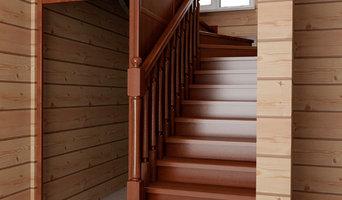 Проектирование, производство и монтаж лестниц