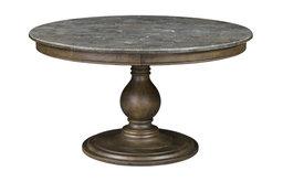Magnussen Karlin Round Bluestone Top Dining Table
