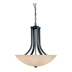 Dolan Designs 207-78 Fireside Pendant Light In Bolivian