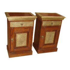 - FORTUNE HOMES - Nightstands And Bedside Tables