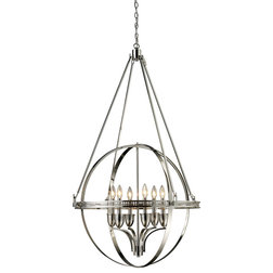 Popular Contemporary Chandeliers by ELK Group International