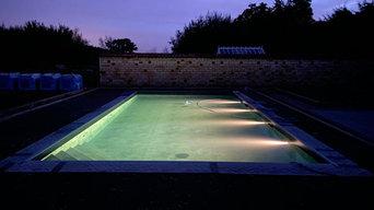 Swimming Pool Build Northants
