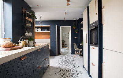 9 Ways Designers Have Made Interesting Use of Ply in a Kitchen
