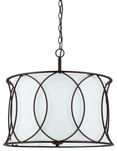 Contemporary Chandeliers by Amazon