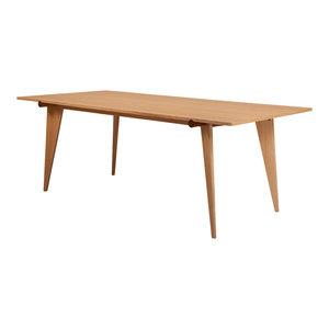 Haritz Oak Dining Table, Small
