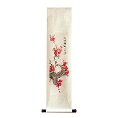 Plum Blossom Scroll Sm