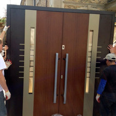 Beautiful Groke double entry door unwrapped in. : groke doors - pezcame.com