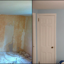 Removing wallpaper preparing to paint consider these tips for Home wallpaper removal tips
