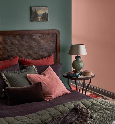 Schlafzimmer by Caparol