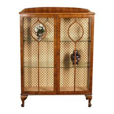 Shop Triangular Shaped Curio Cabinet Products on Houzz