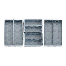 Adria Cupboard Organiser Boxes, Set of 4