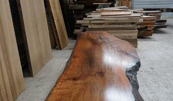 live edge wild apple slab for the bar top, length 3 metre+