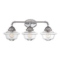 bathroom vanity lights - save up to 70% | houzz
