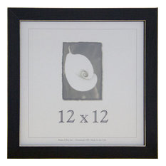 Black Clean Cut Picture Frame, 12x12