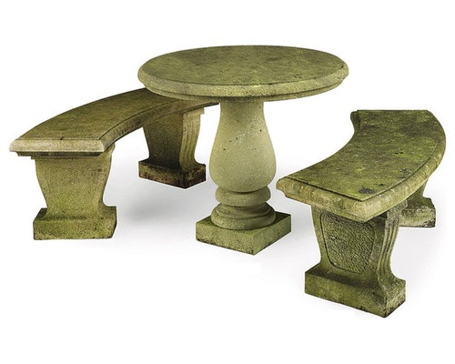Outdoor Tables (Mediterranean Style)   Patio Furniture And Outdoor Furniture